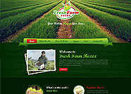 This website is designed by Logoinn for 'Fresh Farm Boxes'  in February   , 2013