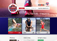 This website is designed by Logoinn for ' NYPD Triathlon Team '  in March , 2013