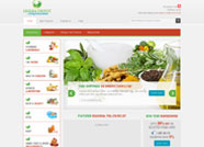 This website is designed by Logoinn for 'Herba Depot'  in January  , 2013