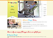 This website is designed by Logoinn for 'Swagger Factory'  in March  , 2013
