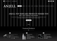 This website is designed by Logoinn for 'Anjell' in Jan, 2016.