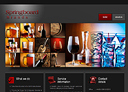 This website is designed by Logoinn for ' Spring board brands' in August, 2011.