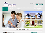 This website is designed by Logoinn for  ' Serenity Escrow'  in October , 2012