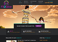 This website is designed by Logoinn for 'Fit2Give'  in January  , 2013