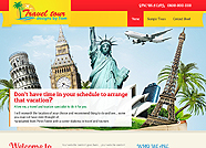 This website is designed by Logoinn for 'Travel Tour Designs by Tom' in June, 2013.