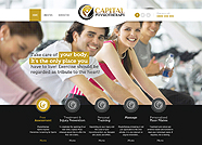 This website is designed by Logoinn for 'Capital Physiotherapy' in Feb, 2014.