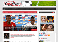 This website is designed by Logoinn for 'Kick Socca' in Dec, 2013.