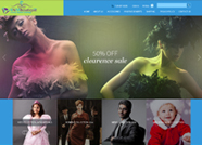 This website is designed by Logoinn for 'RNM Boutique' in Jan, 2016.