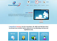 This website is designed by Logoinn for ' CompuMedix Systems '  in October  , 2012