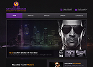 This website is designed by Logoinn for 'Omega Global Security' in Sept, 2013.