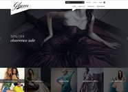 This website is designed by Logoinn for 'Glam' in Jan, 2015.