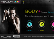 This website is designed by Logoinn for 'Body Fitness' in Jan, 2012.