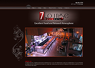 This website is designed by Logoinn for '7lounge RestoBar'  in May  , 2012