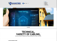 This website is designed by Logoinn for 'Master Technical Solutions'  in May  , 2012