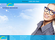 This website is designed by Logoinn for 'General Dentistry'  in January  , 2013