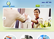 This website is designed by Logoinn for 'Passion to clean' in Jan, 2016.