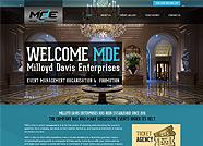 This website is designed by Logoinn for 'Milloyd Davis Enterprises' in Jan, 2014.