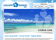 This website is designed by Logoinn for ' SAGAPO MAHAL INC ' in January, 2012.