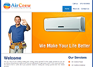 This website is designed by Logoinn for ' Air Crew ' in August, 2012.