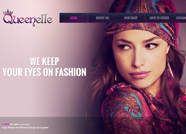 This website is designed by Logoinn for 'Queenelle' in Jan, 2015.