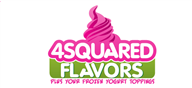 Logoinn created this logo for 4squared flavors - who are in the Computer Logo Design  Sectors