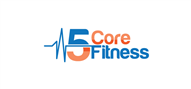 Logoinn created this logo for 5CoreFitness - who are in the Communication Logo Design  Sectors