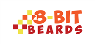 Logoinn created this logo for 8-Bit Beards - who are in the Entertainment Logo Design  Sectors
