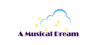 Logoinn created this logo for A Musical Dream Constructive Learning Centre - who are in the School Logo Design  Sectors
