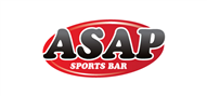 Logoinn created this logo for ASAP Sports Bar - who are in the Restaurants Logo Design  Sectors