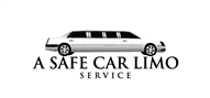 Logoinn created this logo for A Safe Transport Car Limo Service - who are in the Transportation Logo Design  Sectors