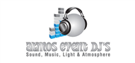 Logoinn created this logo for ATMOS - EVENT DJ'S - who are in the Music Logo Design  Sectors
