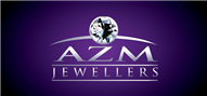 Logoinn created this logo for AZM Jewelers  - who are in the Cosmetics Logo Design  Sectors