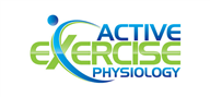 Logoinn created this logo for Active Exercise Physiology - who are in the Health Logo Design  Sectors