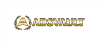 Logoinn created this logo for Adsvault - who are in the Marketing Logo Design  Sectors