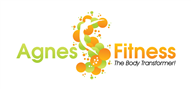 Logoinn created this logo for AgnessFitness Personal Training - who are in the Weight loss Logo  Sectors