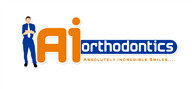 Logoinn created this logo for Ai Orthodontics - who are in the Dentist Logo Design  Sectors