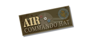 Logoinn created this logo for Air Commando - who are in the Government Logo Design  Sectors