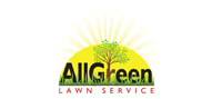 Logoinn created this logo for AllGreen LawnService - who are in the Landscape Logo Design  Sectors