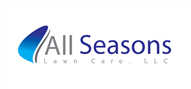 Logoinn created this logo for All Seasons Lawn Care, LLC - who are in the Landscape Logo Design  Sectors