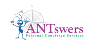 Logoinn created this logo for Antswers PCS (Personal Concierge Services)  - who are in the Animal Logo Design  Sectors