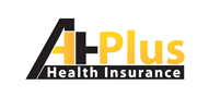Logoinn created this logo for Aplus Health Insurance - who are in the Insurance Logo Design  Sectors