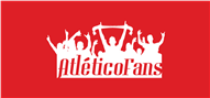 Logoinn created this logo for AtleticoFans - who are in the Sports Logo Design  Sectors