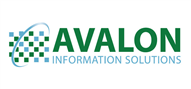 Logoinn created this logo for Avalon Information Solutions - who are in the Information Technology Logo Design  Sectors