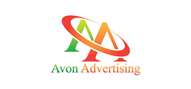 Logoinn created this logo for Avon Advertising - who are in the Marketing Logo Design  Sectors