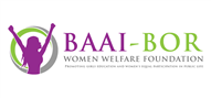 Logoinn created this logo for BAAI-BOR WOMEN WELFARE SOUTH SUDAN - who are in the Education Logo Design  Sectors