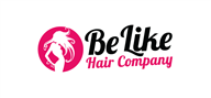 Logoinn created this logo for Be Like Hair Company - who are in the Hair Logo Design  Sectors