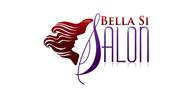 Logoinn created this logo for Bella Si Salon - who are in the Salon Logo Design  Sectors