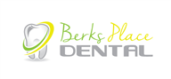 Logoinn created this logo for Berks Place Dental - who are in the Dentist Logo Design  Sectors