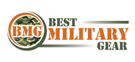 Logoinn created this logo for Best Military Gear - who are in the Military Logo Design  Sectors