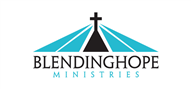 Logoinn created this logo for BlendingHope Ministries - who are in the Church Logo Design  Sectors